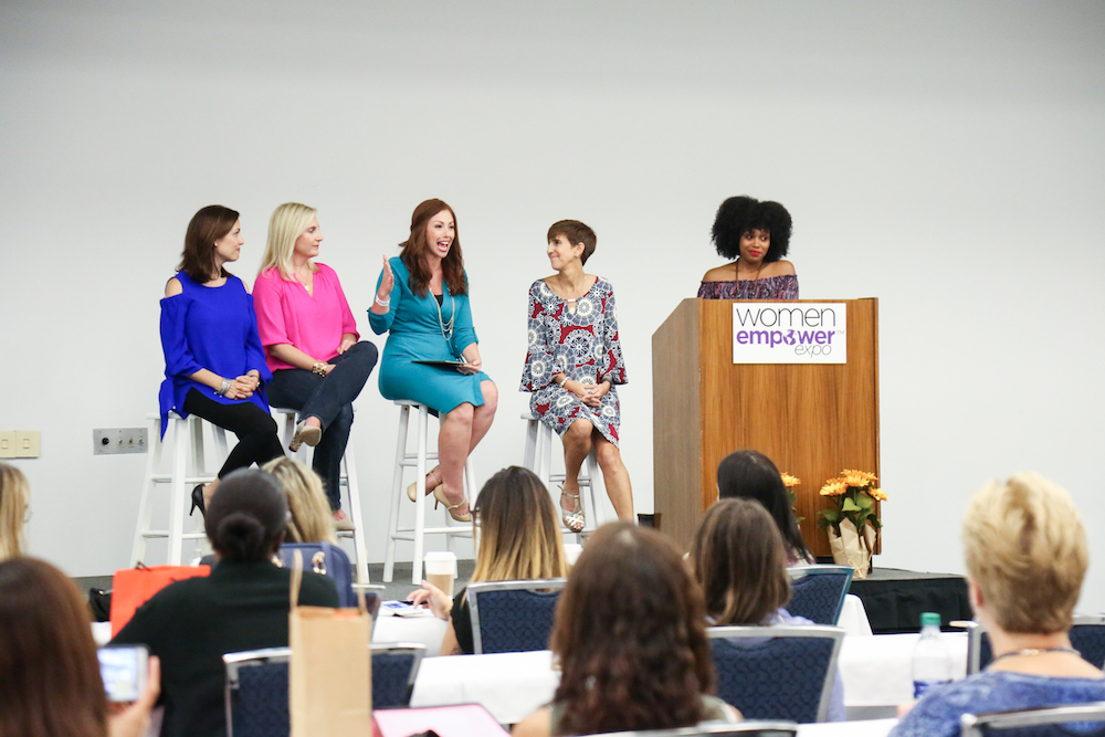 Speaker applications for women events
